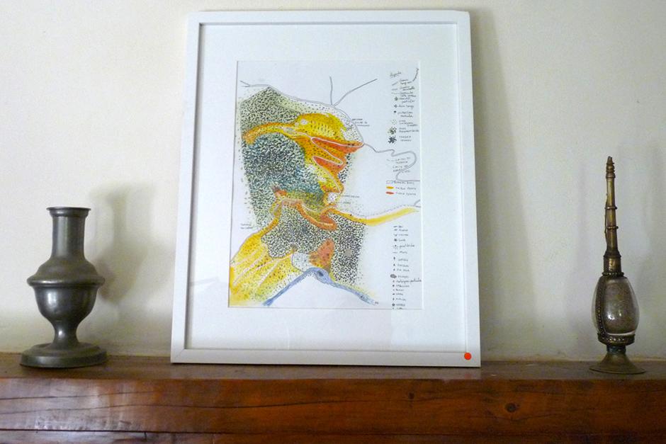 Sentiers - Artothèque - 2014