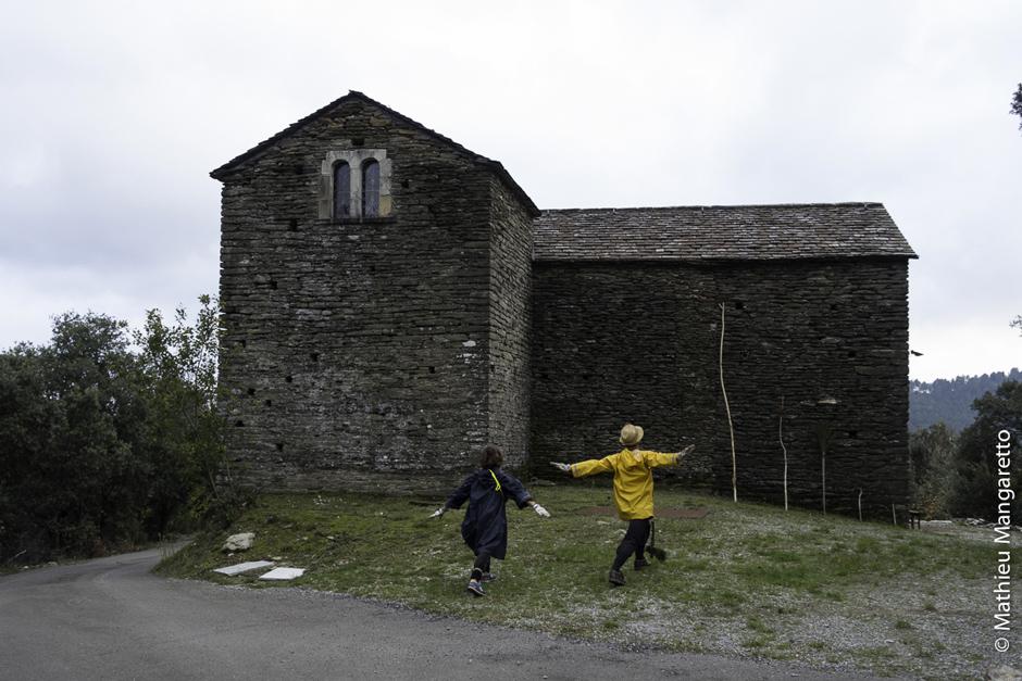 Le chant des Sentes - Mathias Poisson - 2014